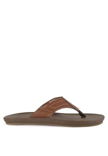 Lois Jeans multi and brown Strap Sandals 11DB3SH0CAEAA2GS_1