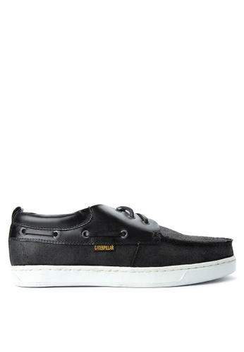 Caterpillar black EDC-09 Loafers & Moccasins CA367SH00OOXPH_1