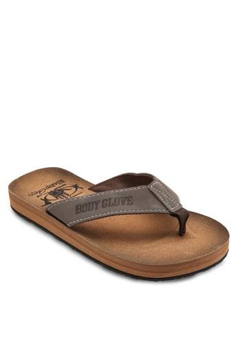 經esprit 童裝典夾腳寬帶涼鞋, 鞋, 鞋