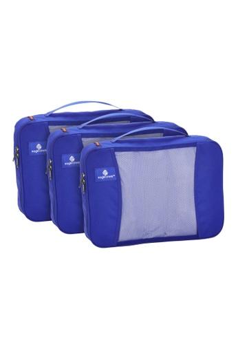 Eagle Creek blue Eagle Creek Pack-It Original Full Cube Set (Blue Sea) 7E4F3AC88400E7GS_1