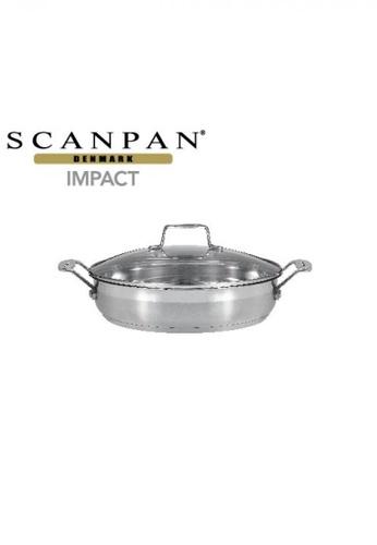 SCANPAN SCANPAN Impact 32cm Chef Pan 28E85HL2F2BEF3GS_1