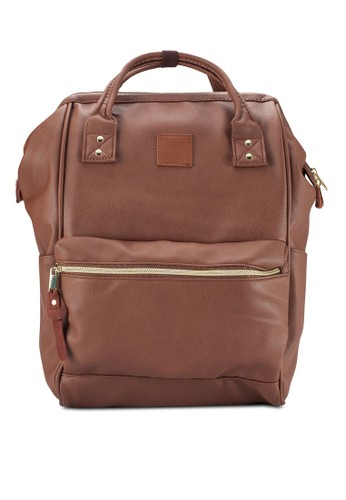 Anello brown Anello Backpack AN804AC0U5RYID_1