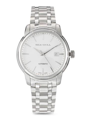 816.421esprit home 台灣 ST2130 41mm 不銹鋼機械鍊錶, 錶類, 飾品配件