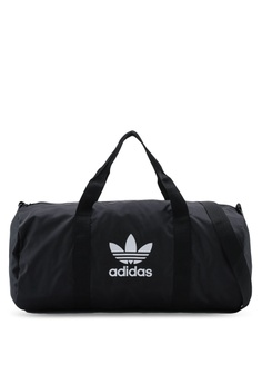 53a0aa54 adidas black adidas originals adicolor duffel bag 76F36AC54F9C6DGS_1