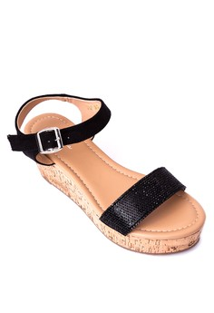 Lily Wedge Sandals