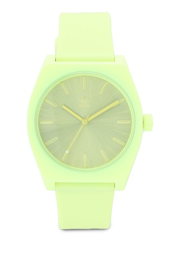 adidas yellow adidas Originals Process SP1 Watch 75E54AC3E61DDBGS_1
