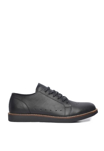 Toods Footwear black Toods Footwear Alpine - Hitam 7DB93SH47CB382GS_1