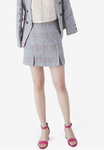 格esprit招聘子開衩短裙, 服飾, 裙子