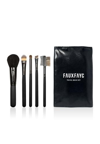 Faux Fayc Travel Brush Set FA334BE47BTKSG_1