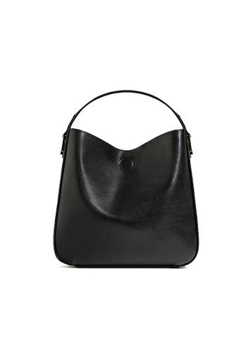 LULUGIFT black Lulugift Special Bucket Sling Bag Black LU989AC0RANEMY_1