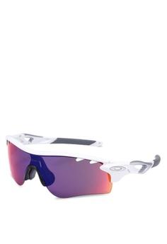 2a9e20d776aa Oakley white Sports Performance OO9206 Sunglasses 4B83FGL6D0FA86GS_1