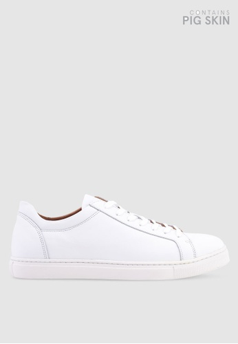 Selected Homme white David Sneakers 6731FSHF83843FGS_1