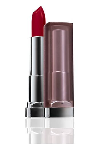 Maybelline red Color Sensational Creamy Matte in Divine Wine MA673BE29UMKPH_1