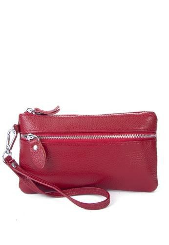 HAPPY FRIDAYS Stylish Litchi Grain Leather Clutch Bag JN2021 C9612AC3F46CBDGS_1