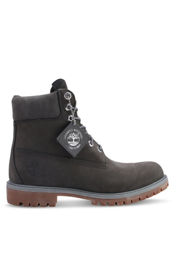 Timberland grey 6 Inch Premium Boots 7CFC3SH7B70593GS_1