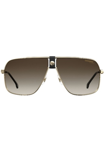 Carrera gold 1018/S Sunglasses 52408GL02E8086GS_1