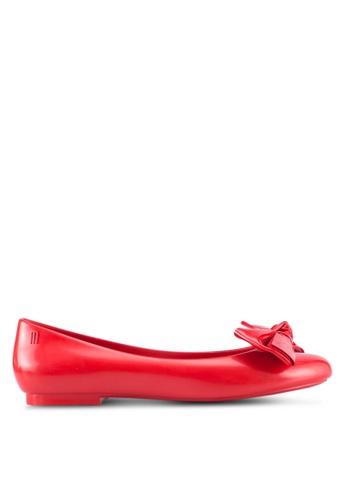 Melissa red Melissa Doll Fem II Ad Ballerinas ME121SH0SX7BMY_1