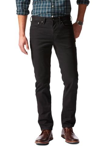 Dockers black Dockers 5 Pocket Slim Pants Black D3806AA574693DGS_1