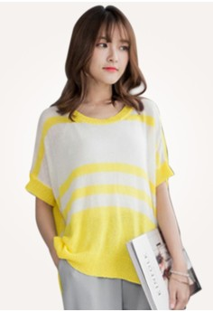 Fine Knit Flying Top