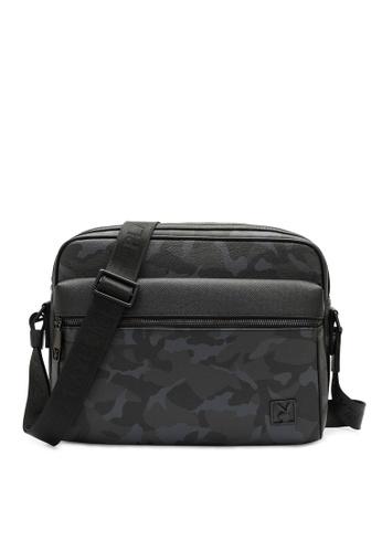 Playboy grey Sling Bag 415F3AC61CA456GS_1