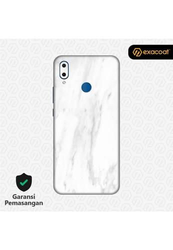 Exacoat Huawei Nova 3i 3M Skins Marble White - Cut Only 79EEDESE23023BGS_1