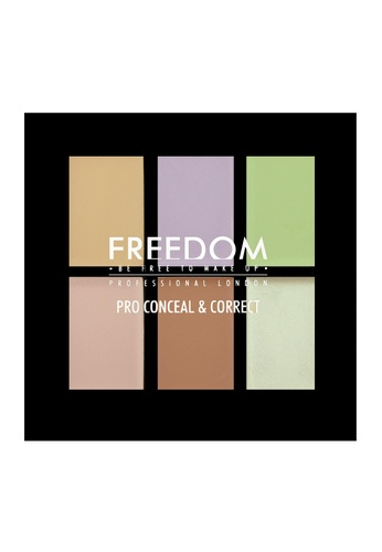 Freedom Makeup Freedom Pro Correct Palette FR785BE20DEXSG_1