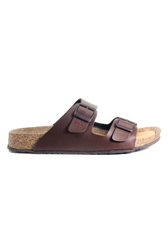 G-wingx brown G-Wingx Men Sandal FFF4CSHEE9E7F8GS_1