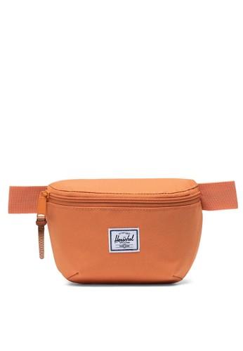 Herschel orange Fourteen Hip Pack 788DFAC5605F91GS_1