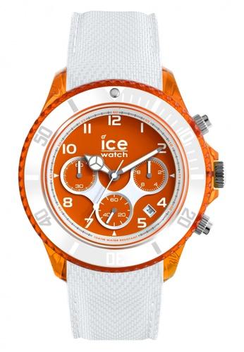 Ice-Watch multi ICE dune - White Orange red - Large IC770AC2V3RXHK_1