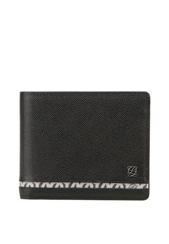 Louis Quatorze black Leather Wallet LO321AC71LOQSG_1