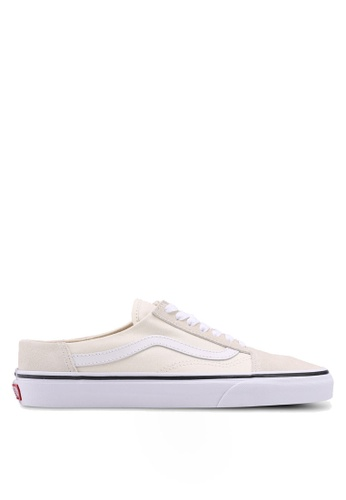vans old skool slip on