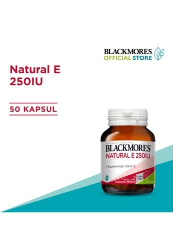 Blackmores n/a Blackmores Natural E 250 IU (50) AC244ES76A101AGS_1
