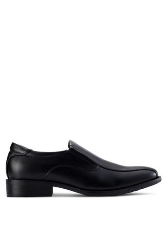 Louis Cuppers black Business Shoes LO977SH74AZHMY_1