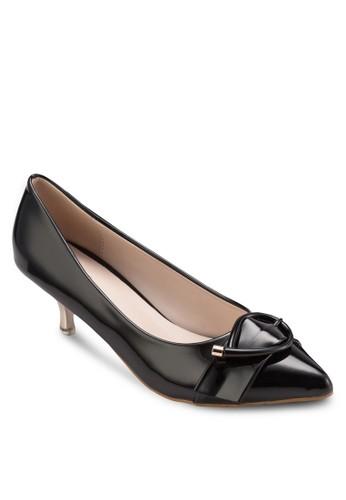 Agnes Kitten Heels,esprit 尖沙咀 女鞋, 厚底高跟鞋