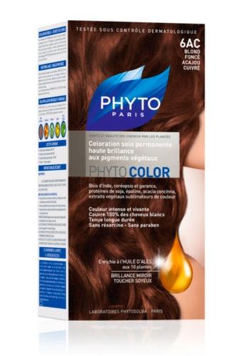 PHYTO Phytocolor 6AC Dark Coppery Mahogany Blond PH934BE0GMC1SG_1