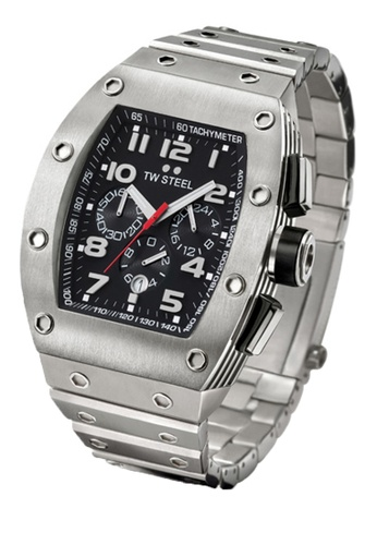 TW Steel silver CE2005 Tonneau Collection Analog Watch TW310AC0KM91PH_1