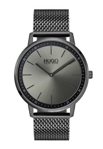 Hugo Boss grey HUGO Exist Grey Unisex Watch (1520012) 67B20ACE980DC9GS_1