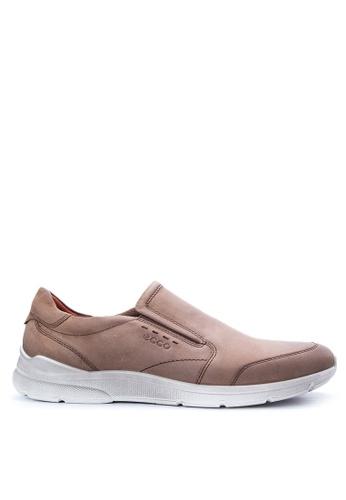 ECCO brown Irondale Sneakers EC876SH64ODZPH_1