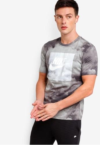 Nike grey Nike Sportswear T-Shirt 8AB1AAA6775C7CGS_1