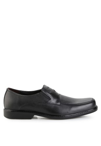 Watchout! Shoes black Business Loafer WA021SH0V7XOID_1