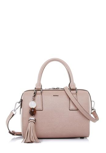 BONIA pink Blush Pink Betsy Satchel S D5A54AC0A8D0D1GS_1