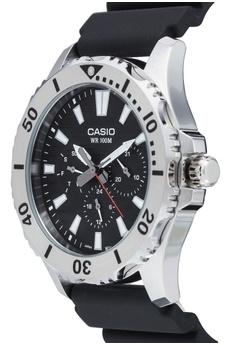 09945e13f8f9 Casio Casio MTD-1086-1AVDF Watch RM 285.00. Sizes One Size