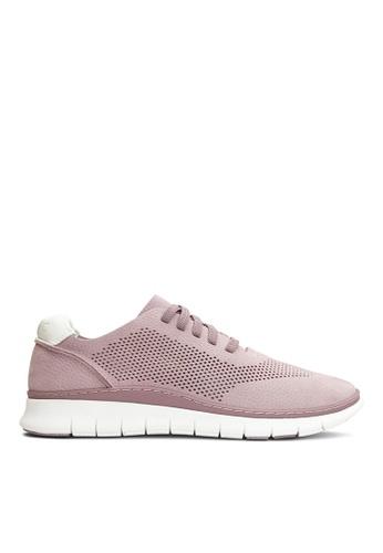 Vionic pink Joey Casual Sneaker 916D1SH811C8D3GS_1
