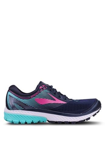 21923f61101 Brooks multi Ghost 10 Shoes 4F7B6SH128658BGS 1