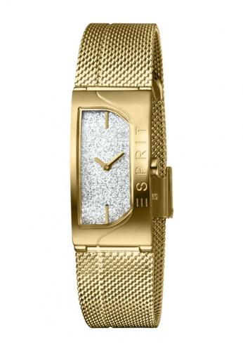 ESPRIT gold Esprit Women Houston Glam Silver Gold ES1L045M0215 568BEAC62DFEA0GS_1