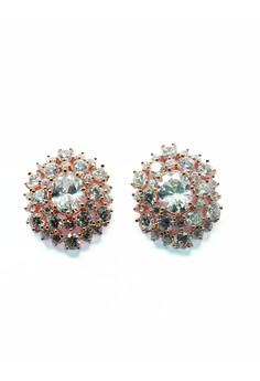 Crystal Earring (studded design)