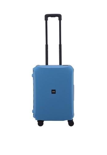 Lojel blue Voja Koper Hardcase Cabin/21 Inch CF0A2AC2D67437GS_1