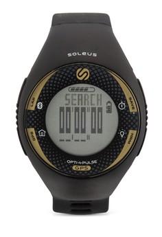GPS 脈搏測量藍牙手錶
