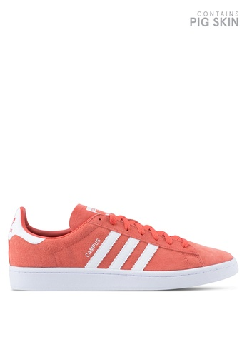 adidas red adidas originals campus AD372SH0SS3JMY_1