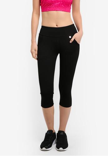 AVIVA black Capri Pants AV679AA0S9GKMY_1